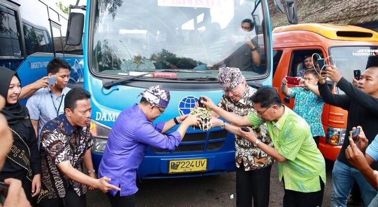 Transportasi wisata gratis di Banyuwangi.