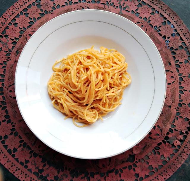 Spaghetti Creamy Bolognaise Recipe