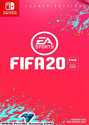 FIFA 20 Legacy Edition Switch NSP (ISO) Download for PC!