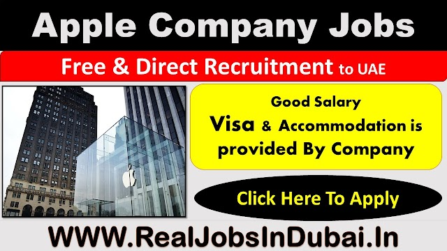 Apple Jobs In Dubai  UAE 2021