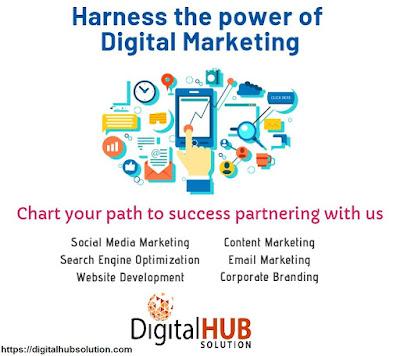 Digital Marketing Consultant - Digital Hub Solution