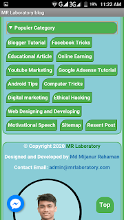 Populer Category - MR Laboratory Blog