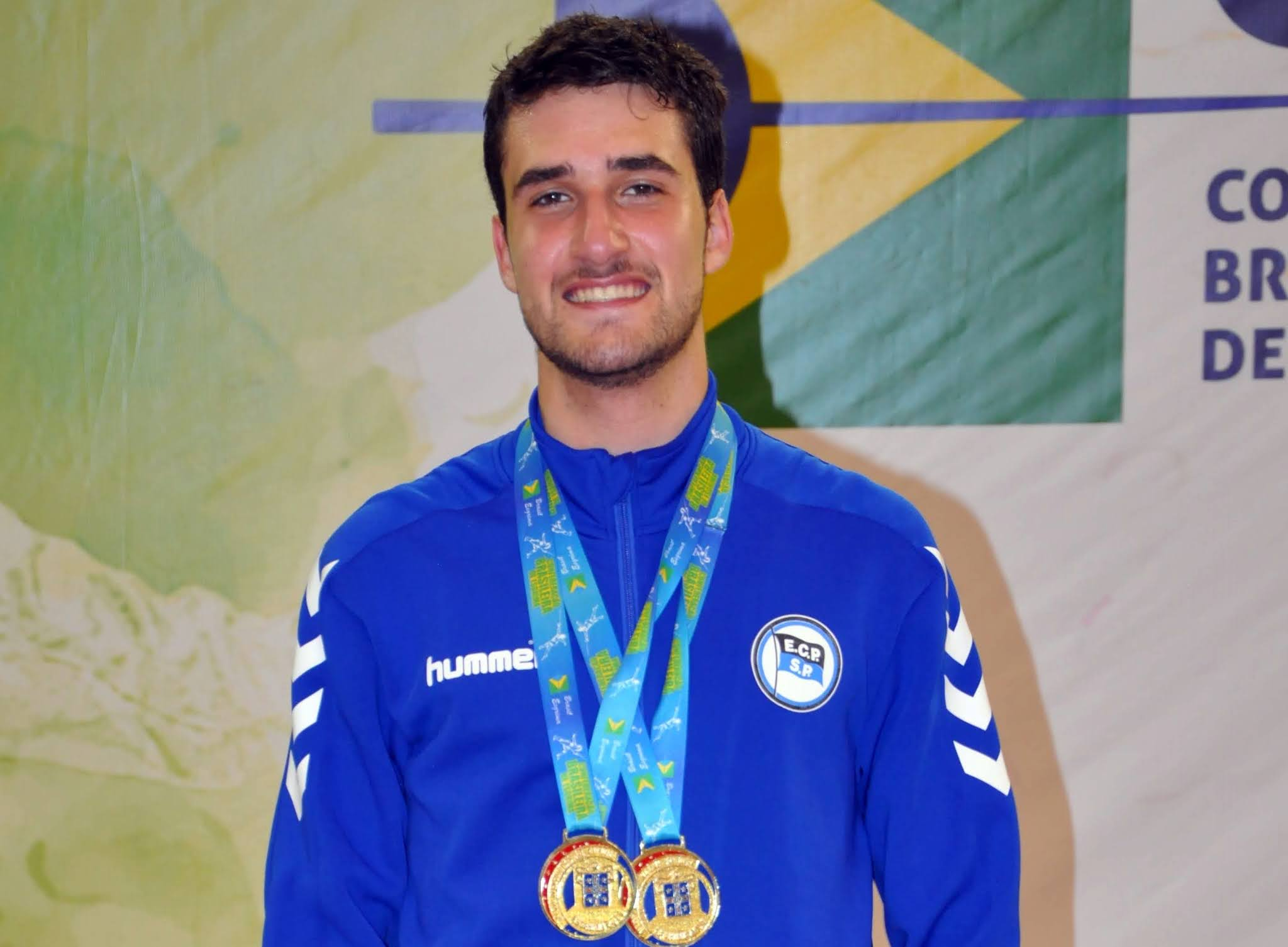 Bruno Pekelman brasil esgrima sabre