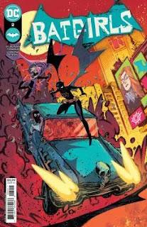 DC muestra un primer vistazo de Batgirls #1 y #2