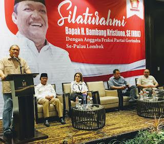 HBK : Pertarungan Politik Sudah Berakhir, Saatnya Sejahterakan Warga Lombok