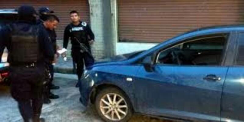 Comando armado persigue y rafaguea al hijo de la ex diputada Eva Cadena
