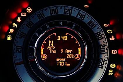 Arti Lampu Indikator Mobil,  Jangan Panik Jika Lampu indikator mobil kedap kedip