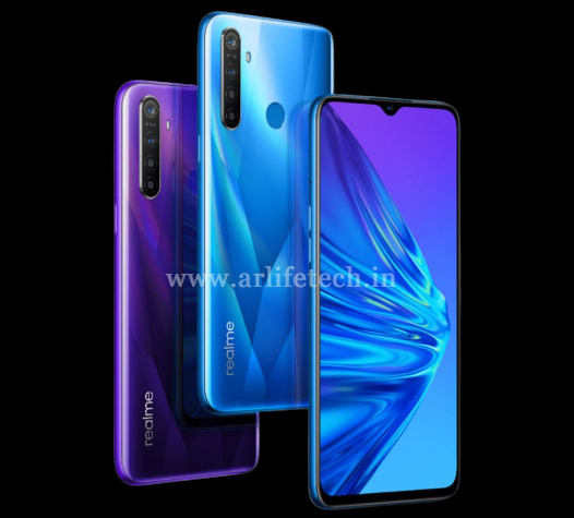 Realme 5 & Realme 5 pro with 4 cameras launched, price and features in India