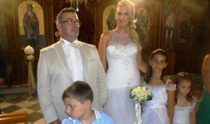 Παντρεύτηκαν Καπάνταης και Μουζάκη