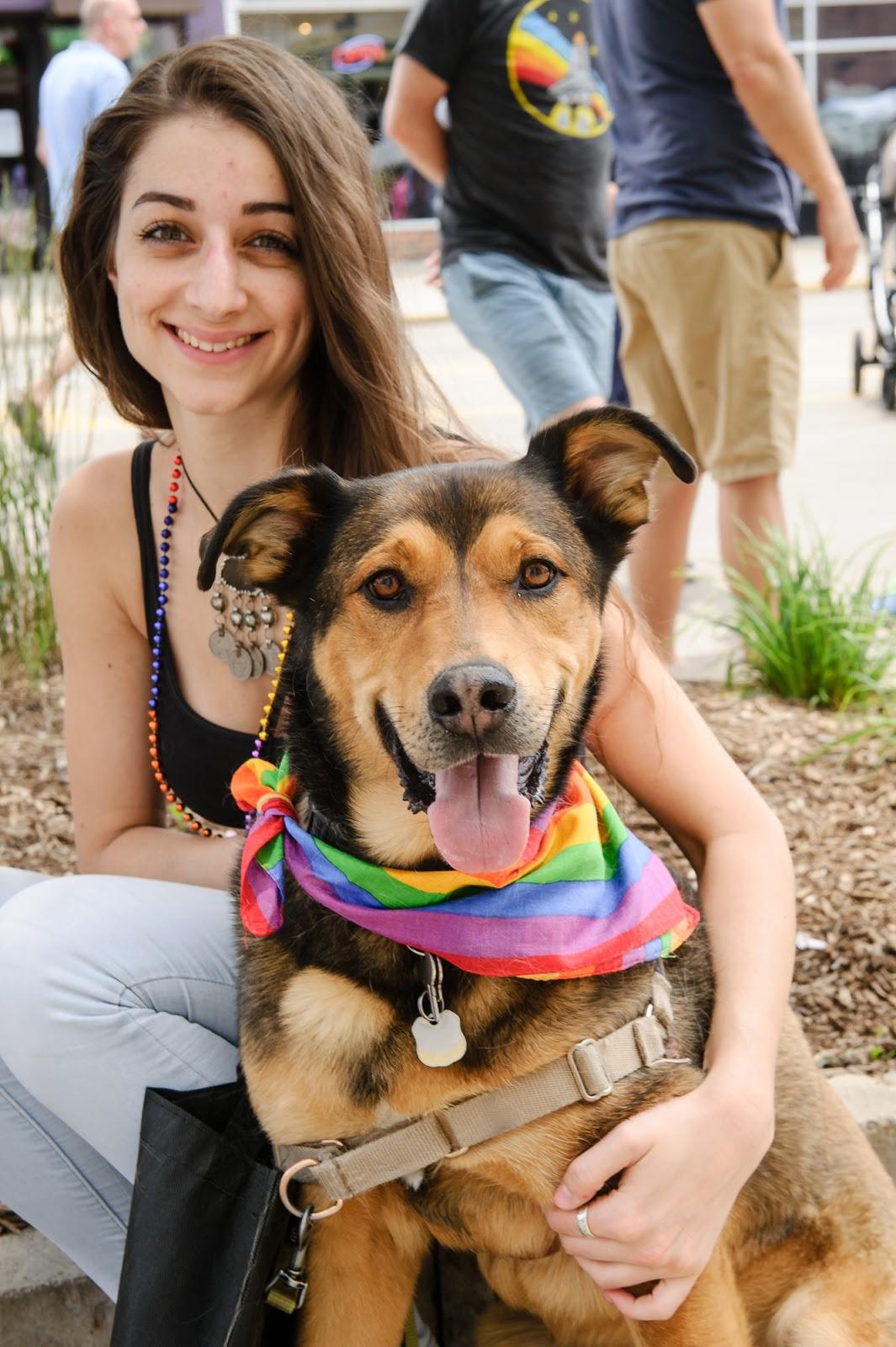 Andrew Potter Photo Blog Ferndale Pride 2017