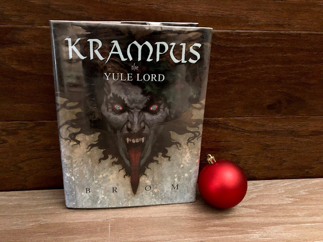 Book Review of Krampus: The Yule Lord by Brom