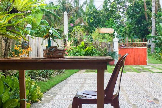 Garden in Batanes - Vunong Dinette