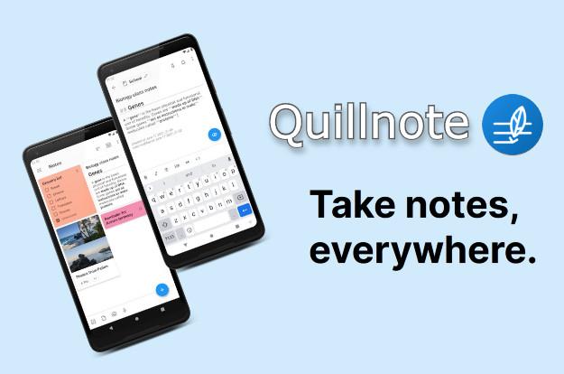 Quillnote - Ο ανοικτού κώδικα «ανταγωνιστής» του Google Keep, φτιάχτηκε από Έλληνα φοιτητή