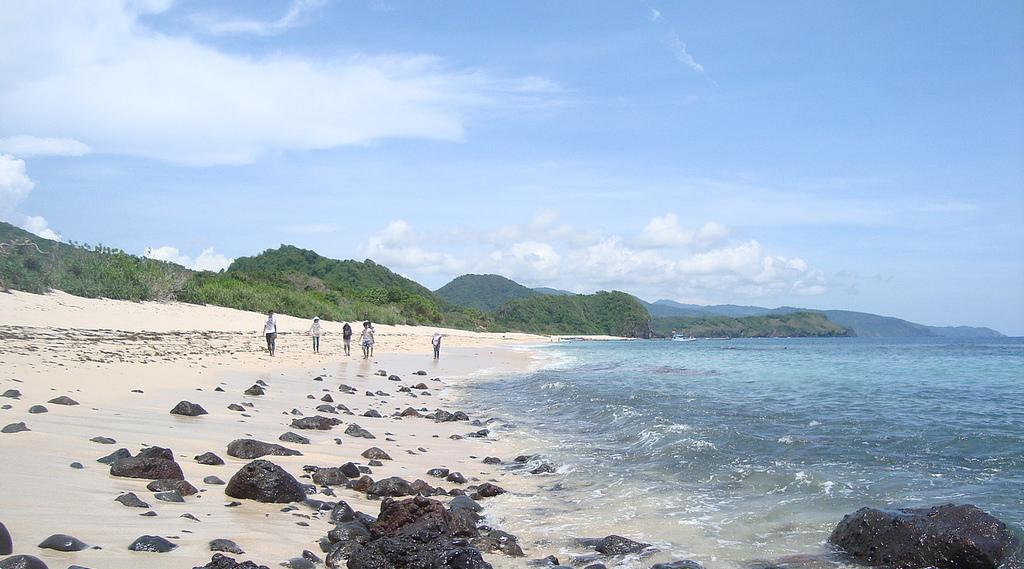 Pantai Rontu wisata indah di Nusa Tenggara BArat
