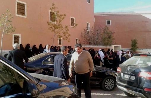 """ساكنة """"أكرض أوضاض"""" تحتفل برئاسة أخنوش للحكومة"""