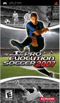 Download Game PPSSPP/PSP Winning Eleven - Pro Evolution Soccer 2007 (USA) ISO