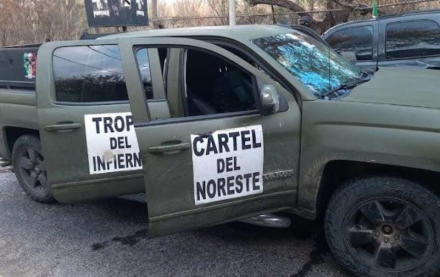 El Cártel del Noreste ligado a Miguel Ángel Treviño Morales (alias Z 40) y a su sobrino El Huevo Treviño estaría planeando caerle al  CJNG con Las Tropas del Infierno en Veracruz