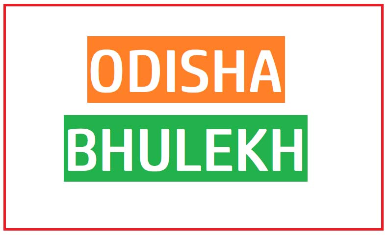 How to check bhulekh odisha plot details