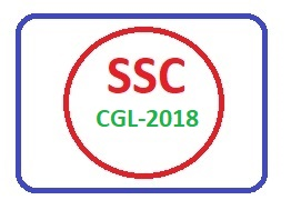 SSC CGL-2018 Questions