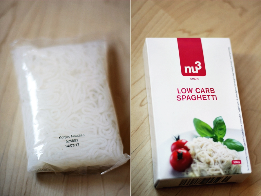nu3 lowcarb spaghetti