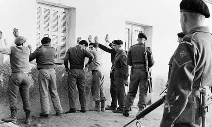 Αποκαλύψεις για τα βασανιστήρια αγωνιστών της ΕΟΚΑ στα χέρια Βρετανών  στρατιωτών σε δικαστήριο 16a12ed5d2d