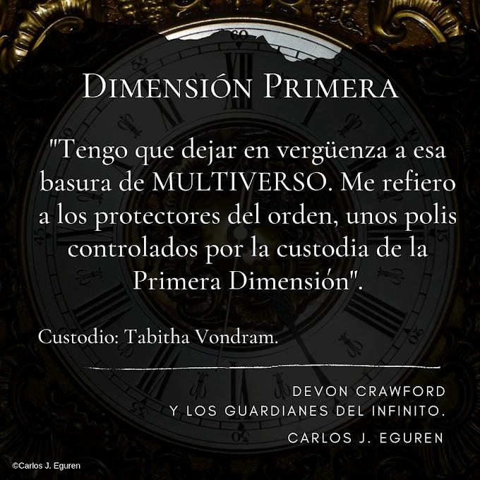 ¡La Primera Dimensión de la Saga Devon Craeford