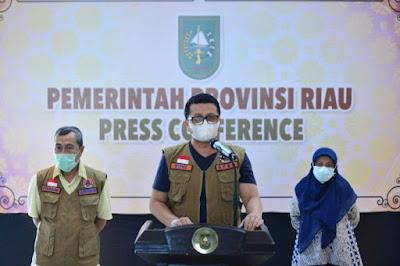 16 Pasien Covid-19 Meninggal Dunia, Jubir Covid-19 Riau: Ini Menjadi Suatu Hal Yang Mengkhawatirkan