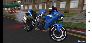 Kawasaki Ninja H2R 2015 Gta Sa Mobile