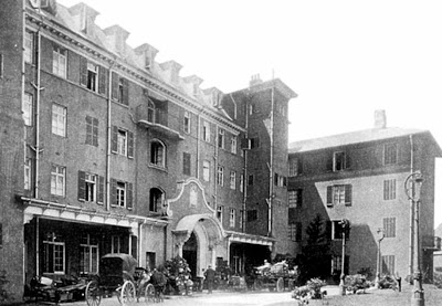 Mount Nelson Hotel in Cape Town 1899