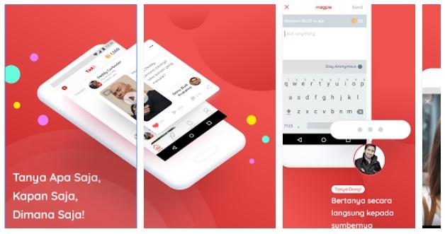 Aplikasi Tado. Aplikasi Tanya Jawab Berbasis Video - Blog Mas Hendra
