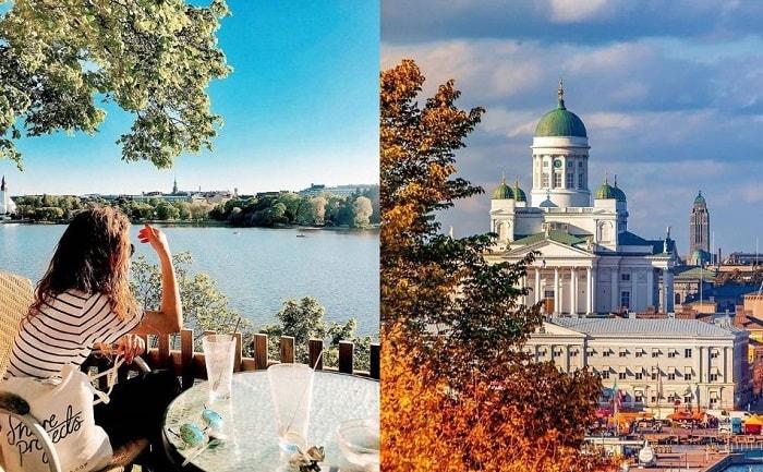 Helsinki wins EU Capital of Smart Tourism 2019