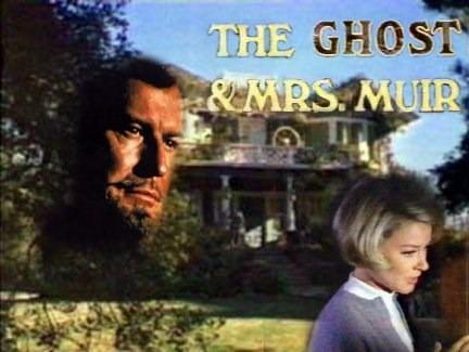 Falando em Série: Nós e o Fantasma (The Ghost & Mrs. Muir) 1968