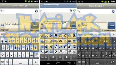 Download Smart Keyboard Pro Versi 4.14.3 Apk Terbaru Untuk Android