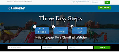 Free Ads Posting Website in India