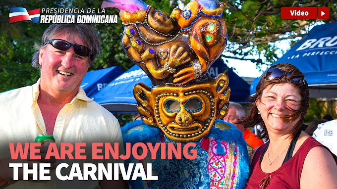 VIDEO: We are enjoying the carnival