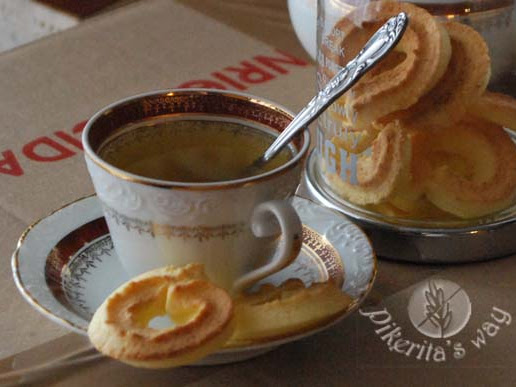 Pastas de té #singluten en microondas. Cooking challenge
