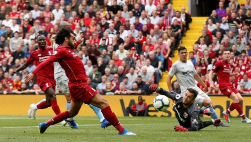 Liverpool vs West Ham United 4-0 Video Gol & Highlights