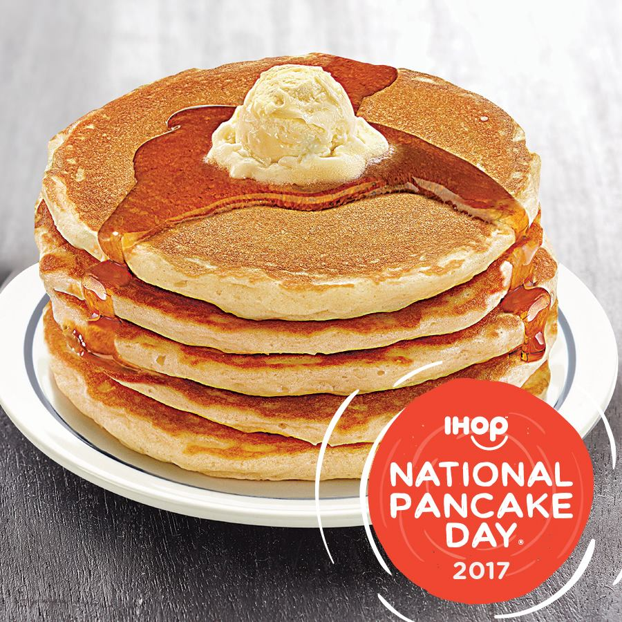 Manila Shopper: IHOP National All-You-Can Eat Pancake Day ...