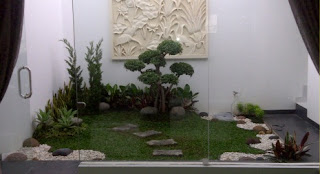 Jasa Tukang Taman minimalis murah,  Taman gaya Bali,  Taman kering, Taman halaman depan Taman rumah halaman belakang Taman pinggir kolam renang