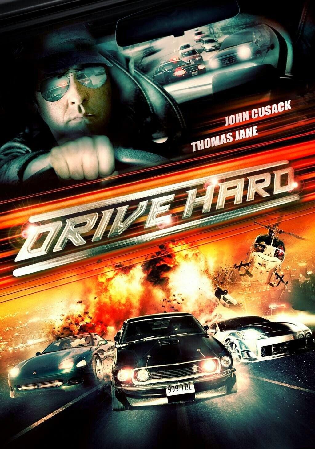 Drive Hard ปล้น-ซิ่ง-ชิ่ง-หนี [HD][พากย์ไทย]