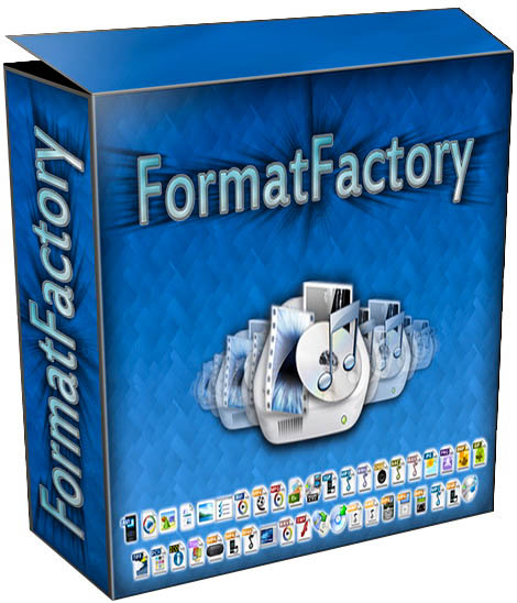 Format Factory 5.1.0 poster box cover