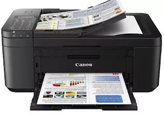 Canon PIXMA TR4520 Printer Driver Downloads