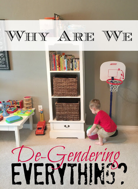 Gender neutral seems to be the way of the future, but have you ever stopped to notice the real differences in gender?