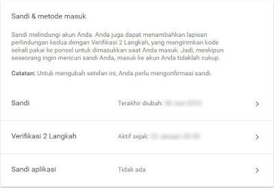Cara Paling Ampuh dan Terbaik Menjaga Akun Google Gmail