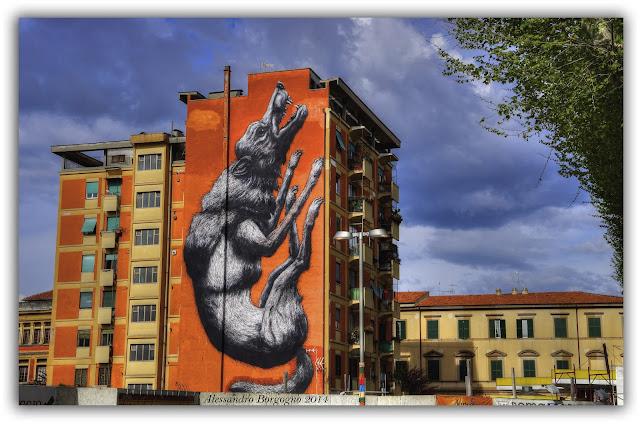 Roma - Street Art, Testaccio