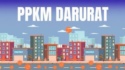 Mulai 12 Juli 2021, Kota Padang, Bukittinggi, dan Padang Panjang Diterapkan PPKM Darurat