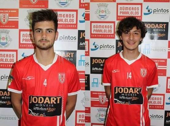 CF Vandoma contrata jovens promessas