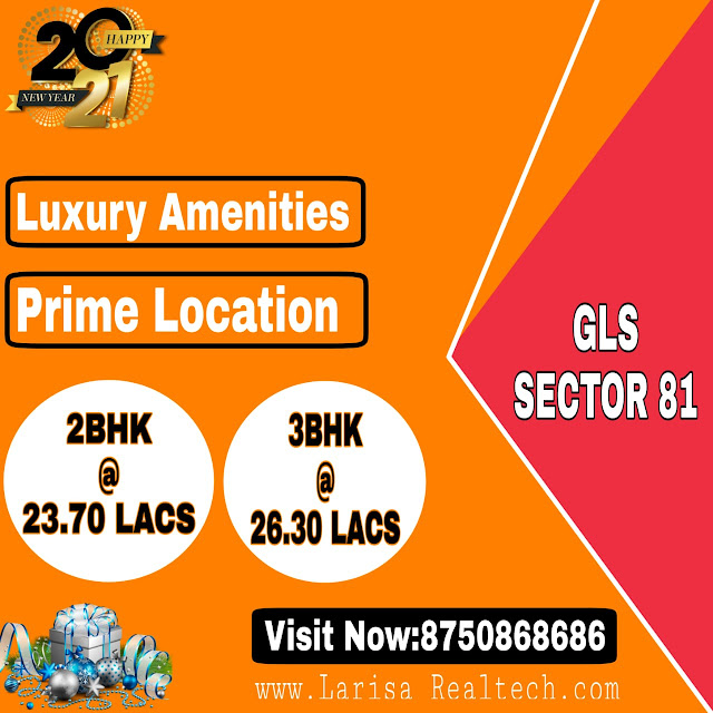 GLS Sector 81 Affordable Housing Projects in Gr