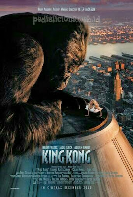 Sinopsis film King Kong (2005)