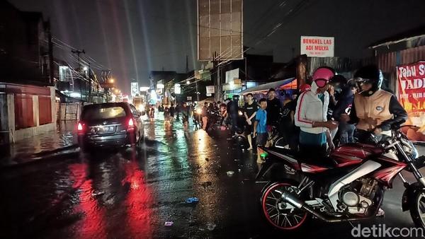 25 Titik di Kota Bandung Diterjang Banjir-Genangan